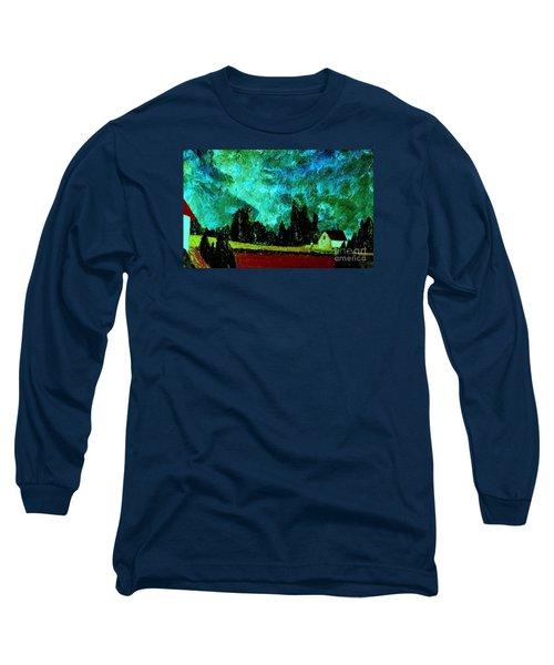 Stormlight Long Sleeve T-Shirt by Bill OConnor