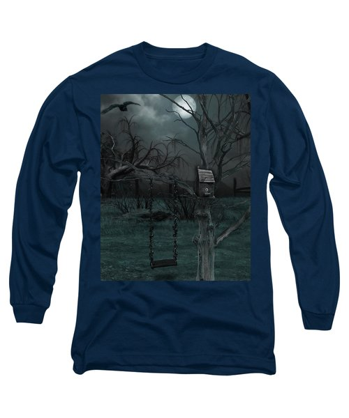 Strange Eyedea Long Sleeve T-Shirt