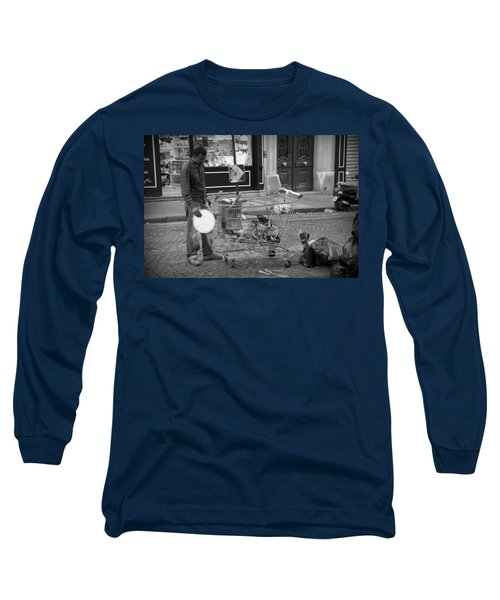Street Vendor Long Sleeve T-Shirt