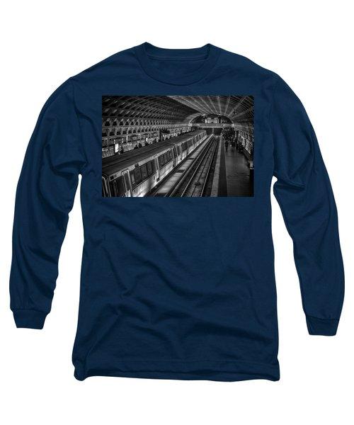 Subway Train Long Sleeve T-Shirt