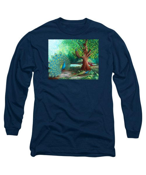 Suitors Long Sleeve T-Shirt by Katherine Young-Beck