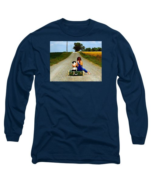 Summer Daze Long Sleeve T-Shirt