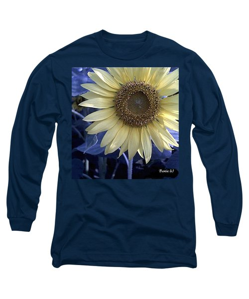 Sunflower Blues Long Sleeve T-Shirt