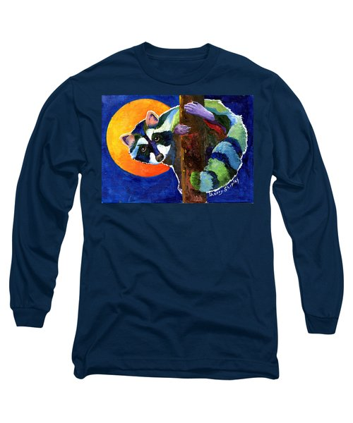 Sunny Side Up Long Sleeve T-Shirt by Sherry Shipley