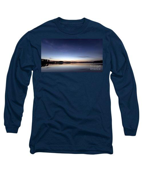 Sunrise On Lake Lanier Long Sleeve T-Shirt