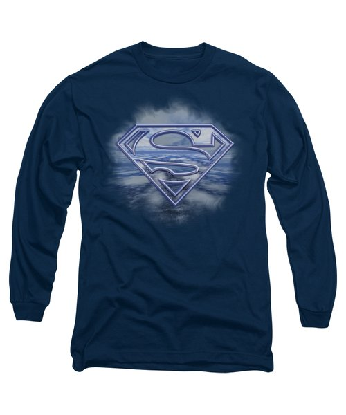Superman - Freedom Of Flight Long Sleeve T-Shirt