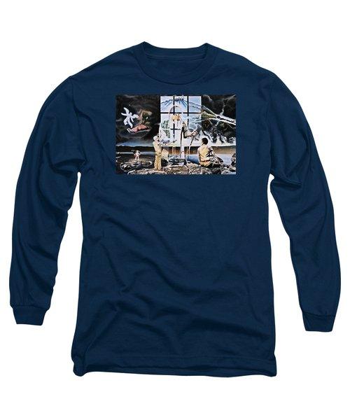 Windows Of Allegory Long Sleeve T-Shirt
