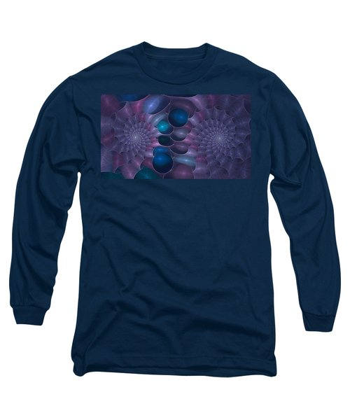 Swallow The Blue Pill Long Sleeve T-Shirt