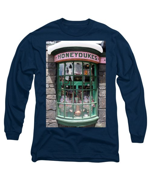 Sweets Long Sleeve T-Shirt