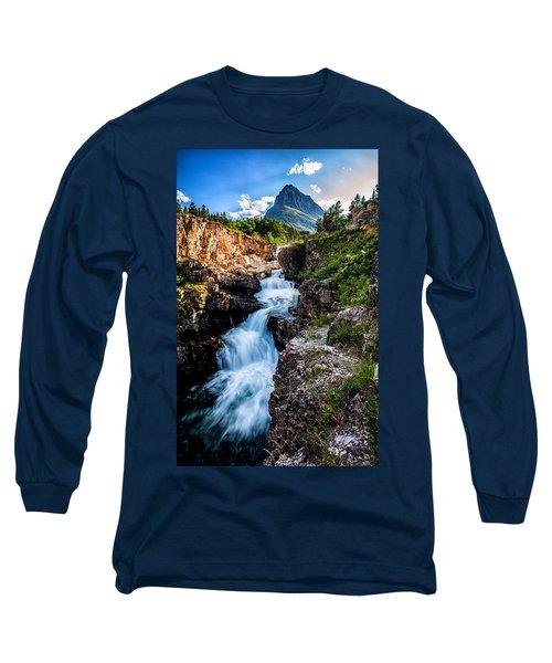 Swiftcurrent Falls Long Sleeve T-Shirt