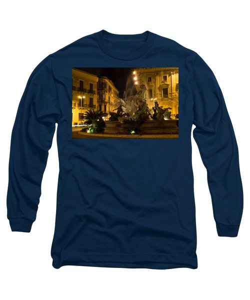 Syracuse - Diana Fountain  Long Sleeve T-Shirt