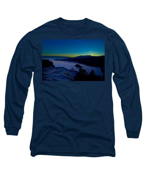 Tahoe Sunrise Long Sleeve T-Shirt