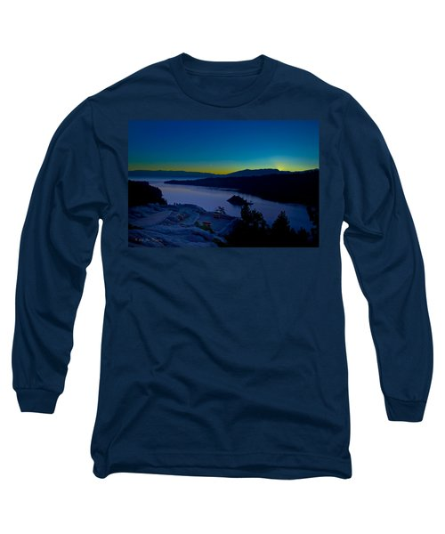 Tahoe Sunrise Long Sleeve T-Shirt
