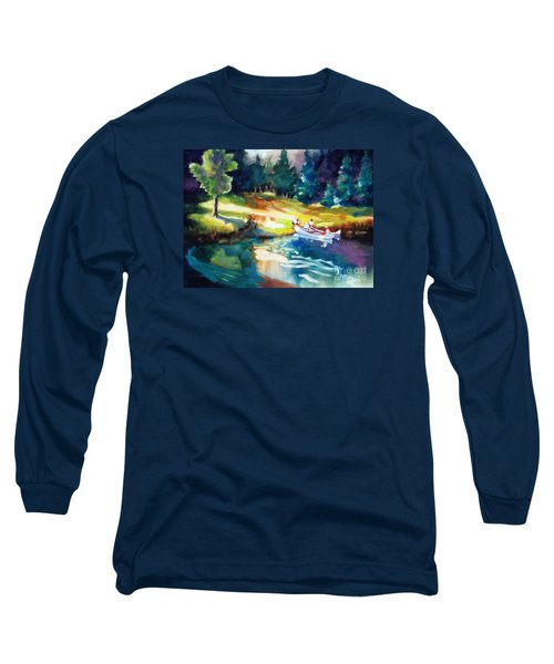 Taking A Break 2 Long Sleeve T-Shirt