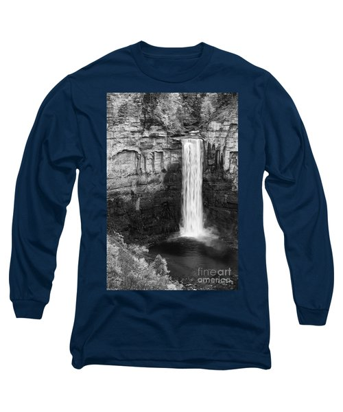Taughannock Monochrome II Long Sleeve T-Shirt
