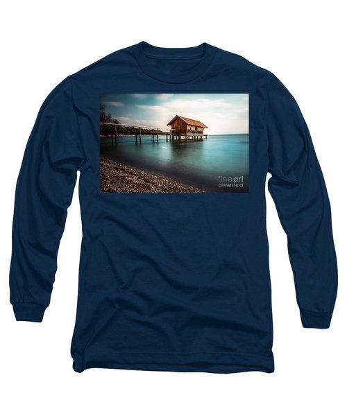The Boats House II Long Sleeve T-Shirt