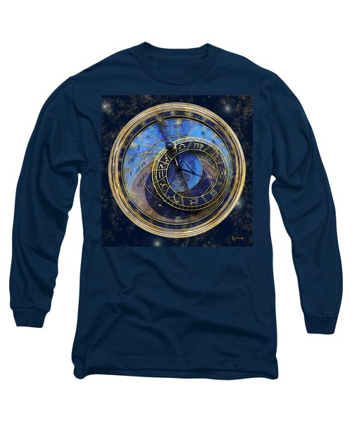 The Carousel Of Time Long Sleeve T-Shirt