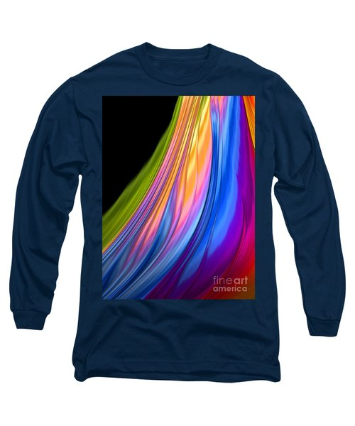 The Color Of Rain Long Sleeve T-Shirt