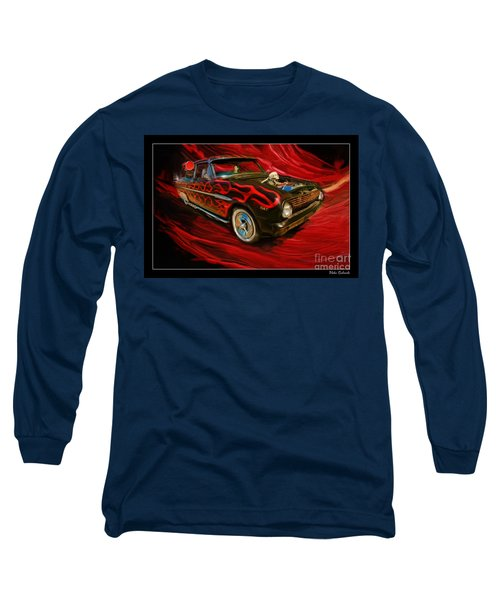The Devil's Ride Long Sleeve T-Shirt