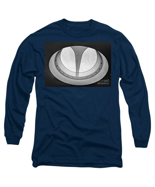 The Encounter Restaurant At Lax From Below Los Angeles International Airport. Long Sleeve T-Shirt