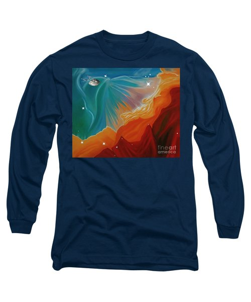 The Final Frontier Long Sleeve T-Shirt