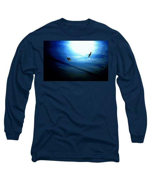 The Flight Long Sleeve T-Shirt by Miroslava Jurcik