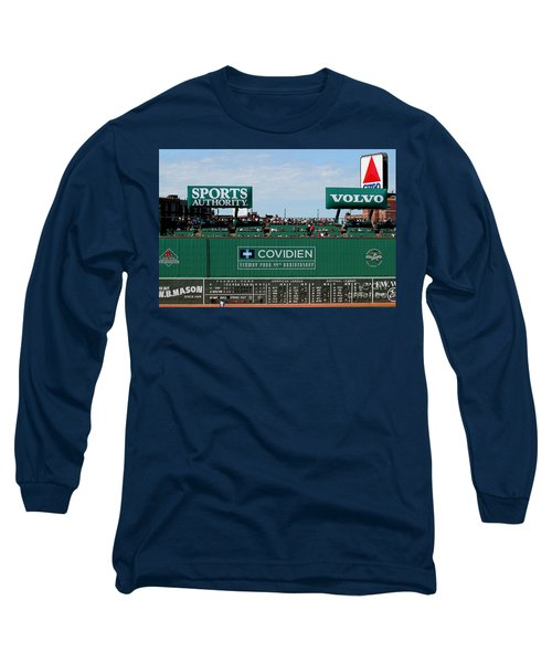 The Green Monster 99 Long Sleeve T-Shirt