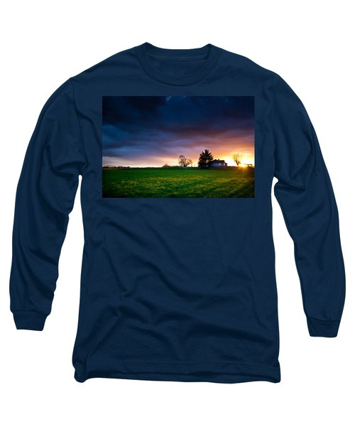 The House Of The Rising Sun Long Sleeve T-Shirt