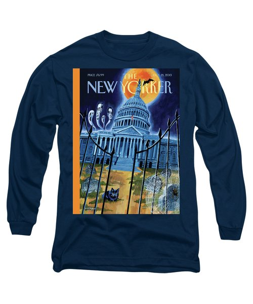 The House Republicans Haunt The Captiol Building Long Sleeve T-Shirt