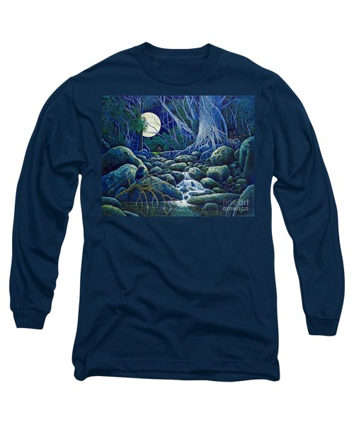 The Hunt For The Wolfman Long Sleeve T-Shirt