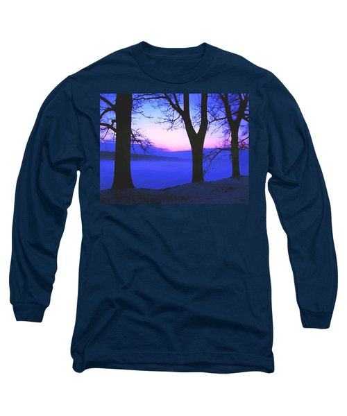 The Hush At First Light Long Sleeve T-Shirt