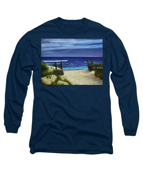 The Jersey Shore Long Sleeve T-Shirt