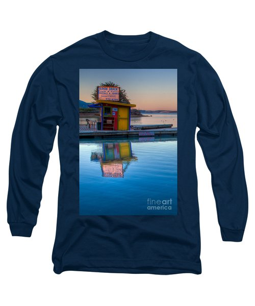 The Kayak Shack Morro Bay Long Sleeve T-Shirt