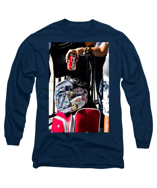 The Life Force Long Sleeve T-Shirt