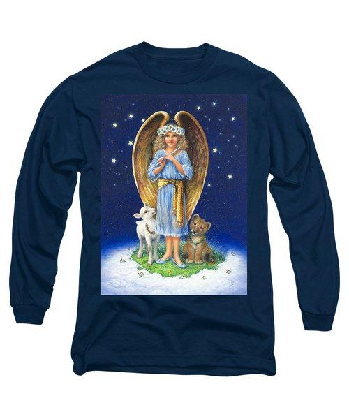 The Littlest Angel Long Sleeve T-Shirt