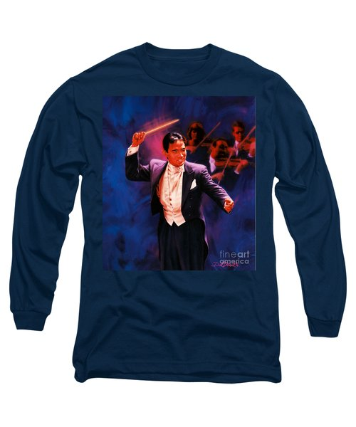 The Maestro Long Sleeve T-Shirt