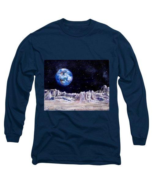 The Moon Rocks Long Sleeve T-Shirt