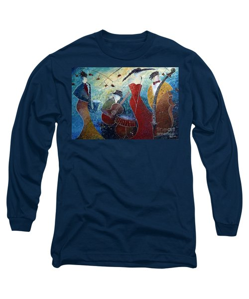 The Music Never Stopped 2 Long Sleeve T-Shirt