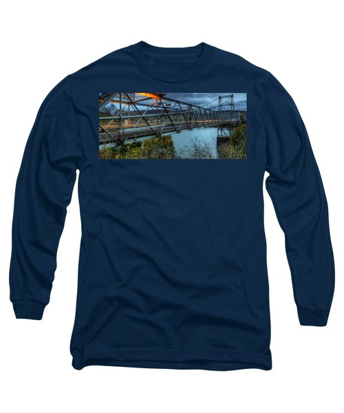 The Newell Bridge Long Sleeve T-Shirt