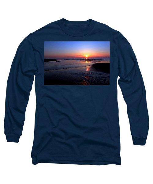 The North Sea Long Sleeve T-Shirt