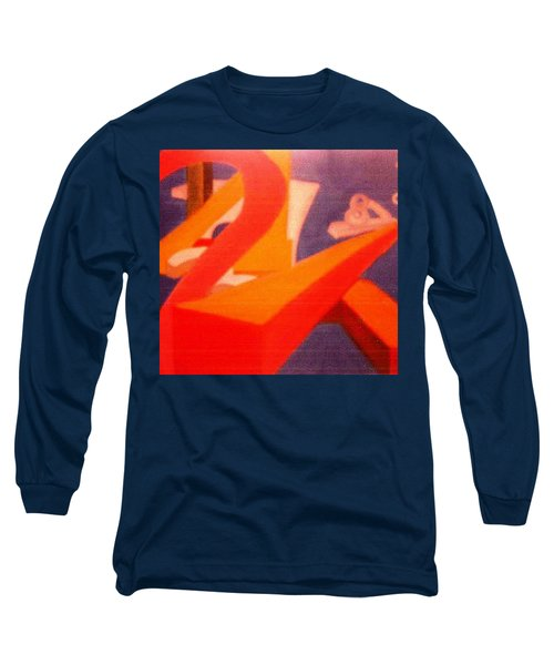 The Numbers Long Sleeve T-Shirt