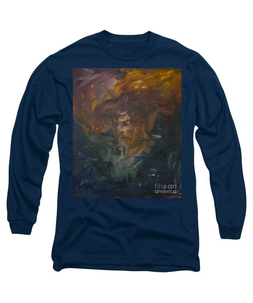 The Old Monarch Long Sleeve T-Shirt