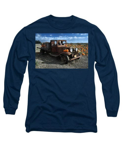 The Old Pumpkin Patch Long Sleeve T-Shirt