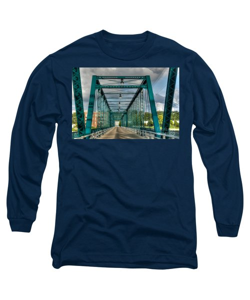 The Old Sixth Street Bridge Long Sleeve T-Shirt