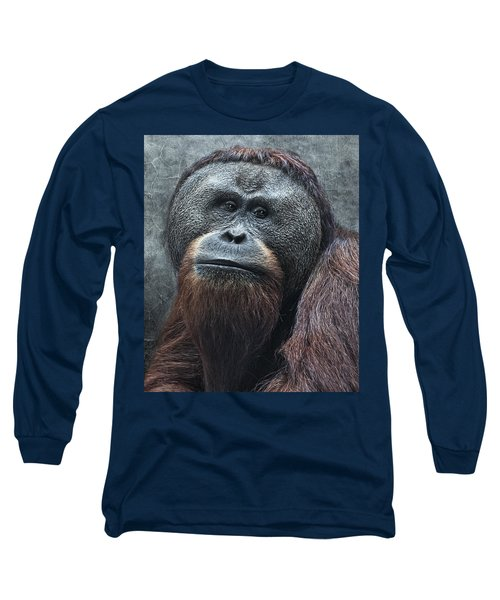 The Patriarch Long Sleeve T-Shirt by Joachim G Pinkawa