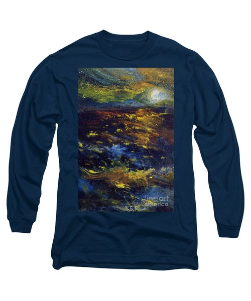 The Sea Long Sleeve T-Shirt