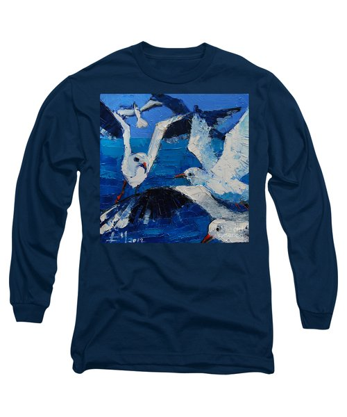 The Seagulls Long Sleeve T-Shirt