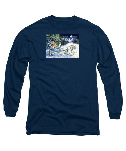 The Snow Queen Long Sleeve T-Shirt