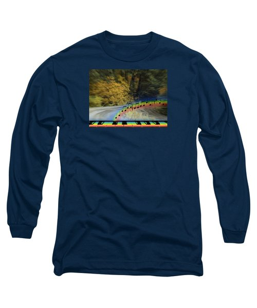 The Song That Keeps Repeating In My Head Long Sleeve T-Shirt