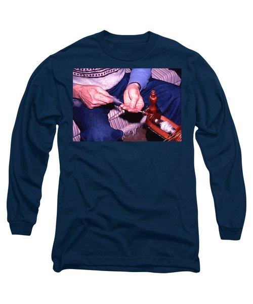 The Spinner Long Sleeve T-Shirt